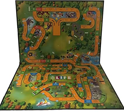 THE GAME OF LIFE WITH PETS REPLACEMENT PARTS NEW