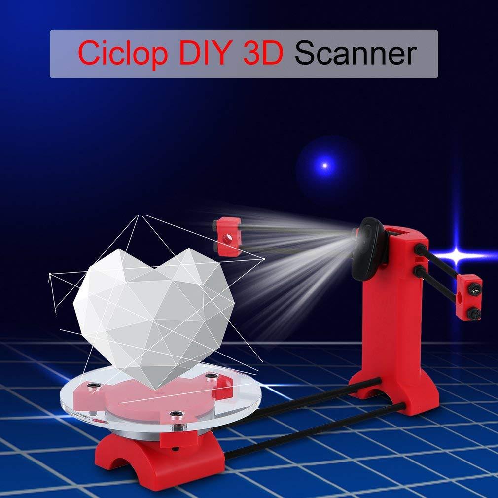 Amazon.com: Youghalwell - Escáner 3D de código abierto para ...