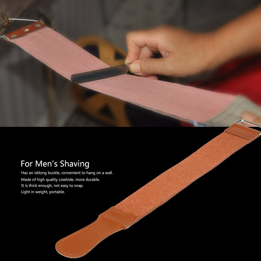 Shaving Sharpener Strap Leather Straight Razor Strops