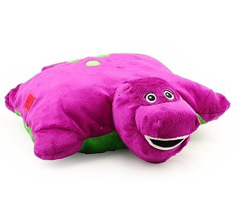 """Barney the Dinosaur 12"""" x 12"""" ... - Amazon.com: Barney The Dinosaur 12"""