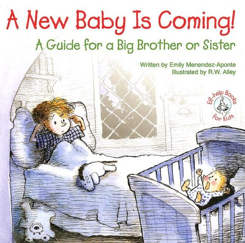 New Baby Coming Brother Elf Help product image
