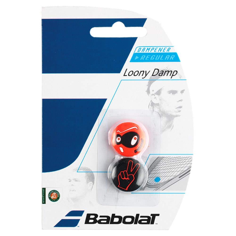 Babolat Loony Damp X 2, Ammortizzatori di Vibrazione Unisex Adulto 700034
