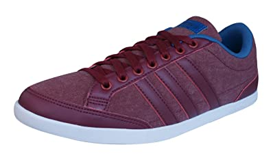 brand new 0a8bf 8d314 adidas Neo Caflaire Mens SneakersShoes-Burgundy-7.5
