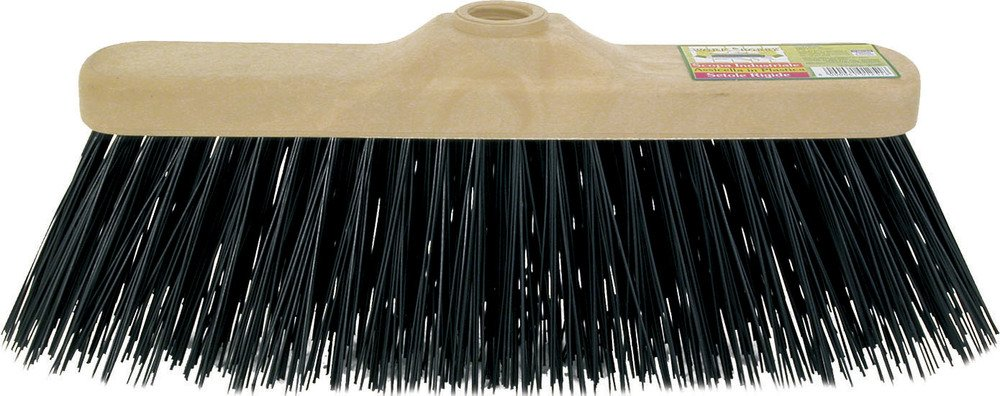 The Briantina sco01251 a Industrial Hard Bristle Broom La Briantina SCO01251A