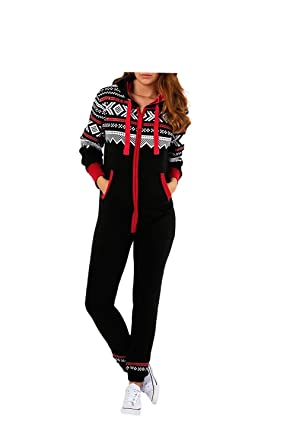 a1f5211f8a44 Malaika ® Childrens Unisex AZTEC PRINT Hooded Zip Up Onesie Jumpsuit Kids  Girls Boys Fleece All In One Onesie Sizes Age 7 8