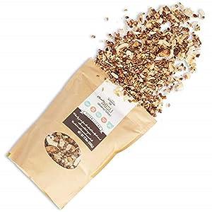 KZ Clean Eating Vegan Snack Healthy Food For Breakfast Keto Paleo Granola Low Carb 17.6oz