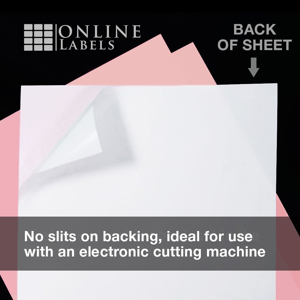 Amazon.com: Online – Etiquetas – calcomanía de papel para ...