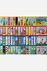 60 Scholastic Easy Leveled Readers Phonics Early Guided Reading Lot (15 Books Per Levels A, B, C, and D) (Little Leveled Readers) Paperback