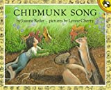The Chipmunk Song, Joanne Ryder, 0140547967