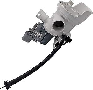 Supplying Demand 436440 00436440 Washing Machine Drain Pump Fits Bosch