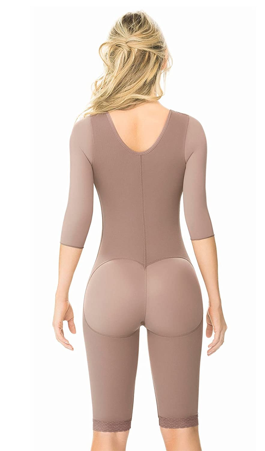 cc0f89fea3 Ann Chery Comfort Line High Compression Post Surgical Daily Use Body  Shaper Liposuction   Faja Colombiana at Amazon Women s Clothing store