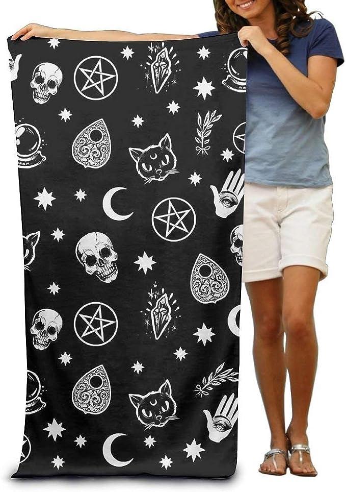acheter serviette tete de mort online 19