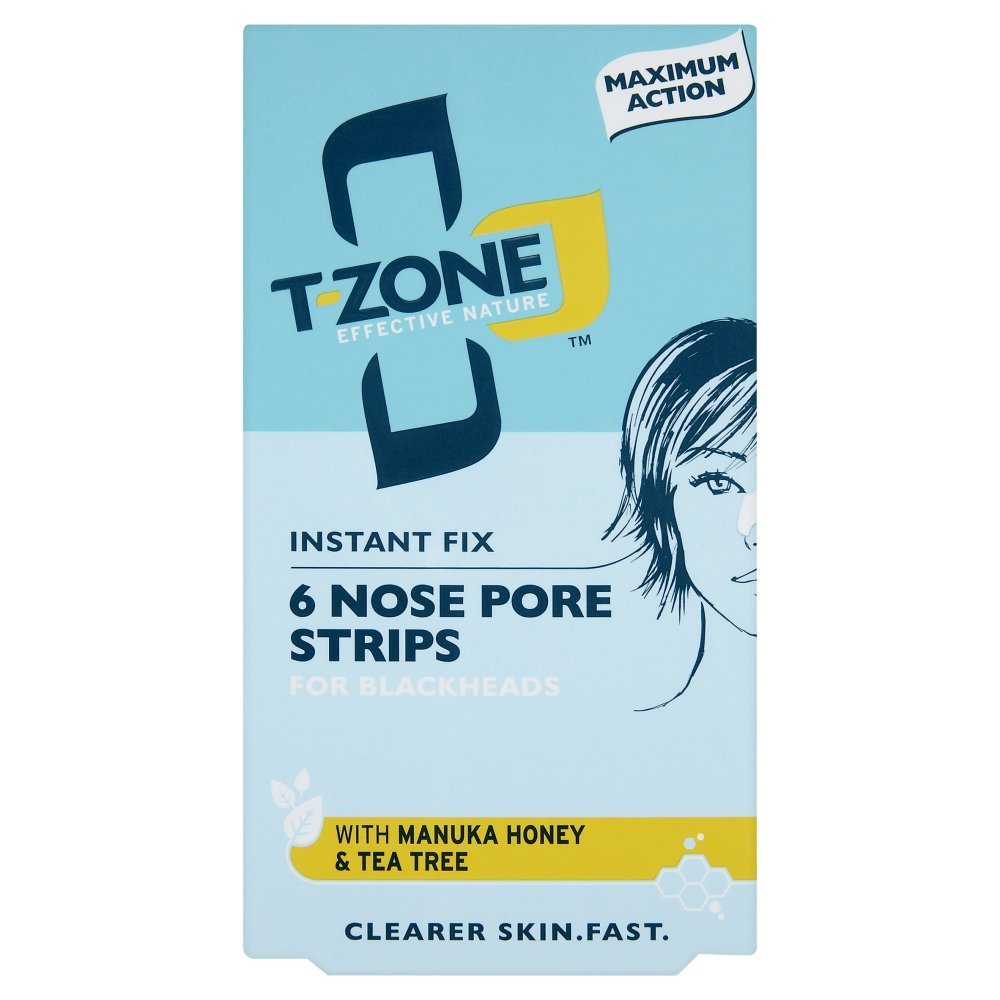 T-Zone Instant Fix Nose Pore Strips (Packaging May Vary) HealthCenter 01040TZD