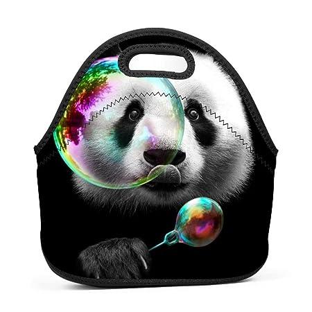 Review WWINL Panda Lunch Bag