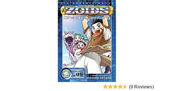 ZOIDS Chaotic Century, Vol  9: Michiro Ueyama: 9781569317686