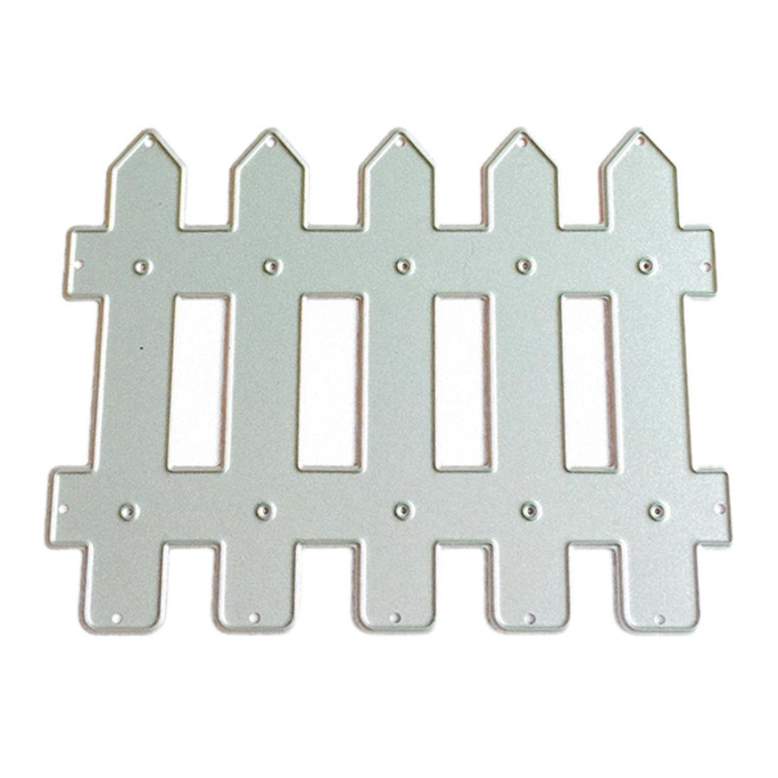 Staron Home Cute Mould Metal Die Cutting Template Dies Stencil for DIY Scrapbook Album Paper Card Craft (J)