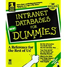 Intranet & Web Databases for Dummies