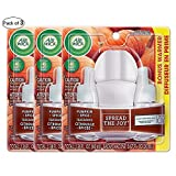 Air wick scented Oil Kit 1+2 Pumpkin Spice (Pack of 3)