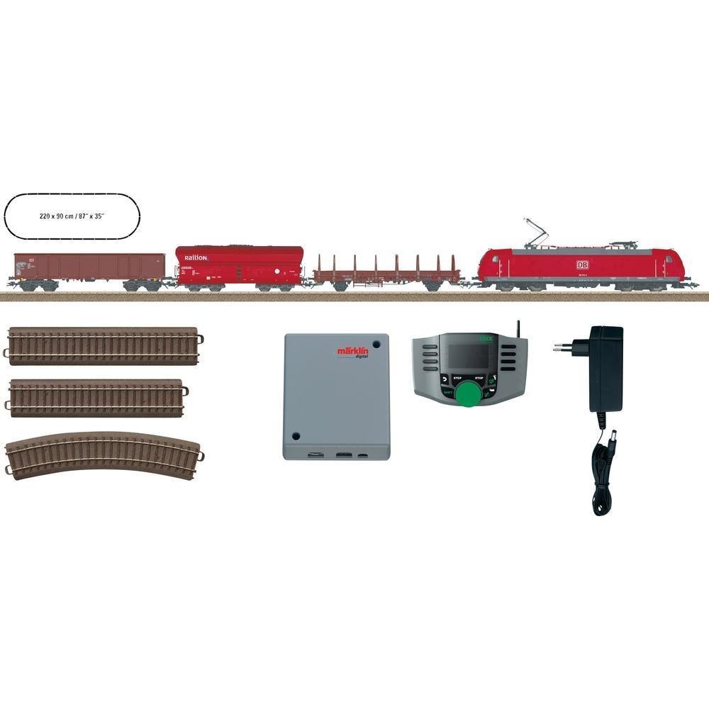 Trix 21527 - Trix Digital-Startpackung Mod. Güterverkehr  Bild