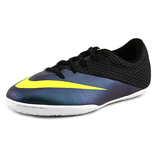 Nike JR Mercurialx Pro IC, Botas de fútbol para Niños, Azul/Verde/