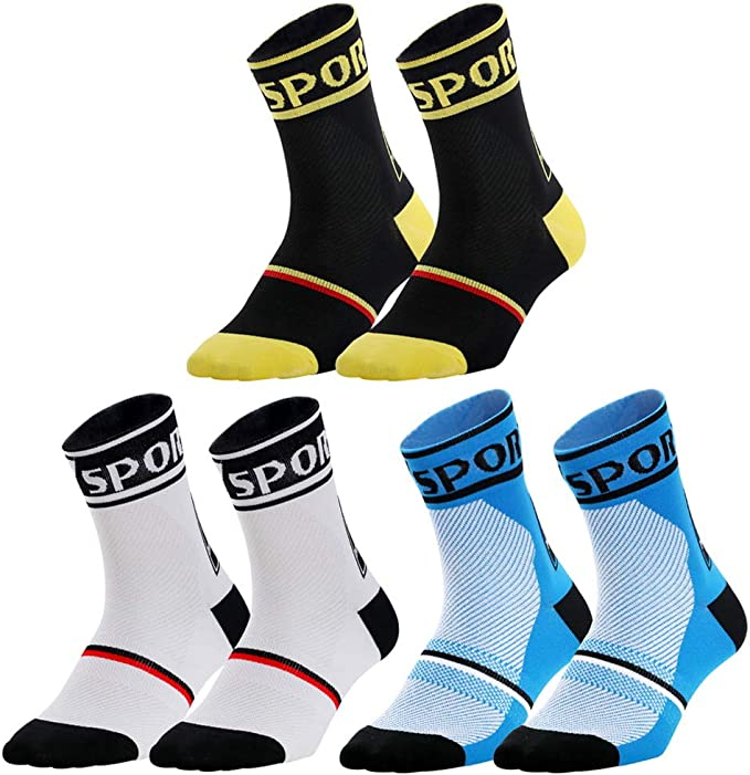 New cycling socks for winter,blue,size 6-11 2 working days delivery.,uk stock