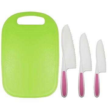 Home Servz Cuchillos para fruta y verdura,Cuchillo de ...