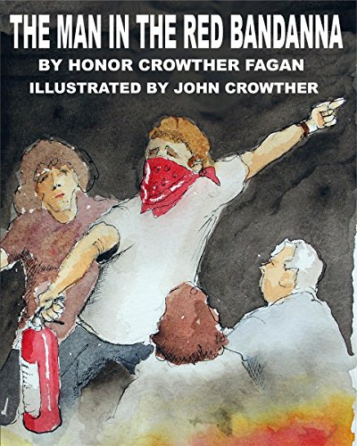 Image result for the man in the red bandana book