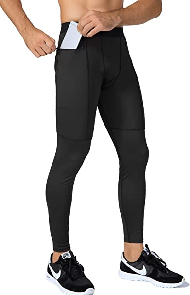 Amazon.com: Lavento - Mallas de compresión para hombre: Clothing