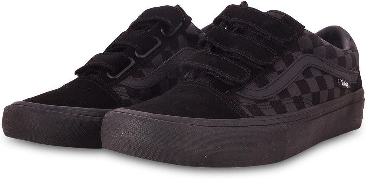 Old Skool Pro Rowan Zorilla Black Skate Shoes. Back. Double-tap to zoom 292337359