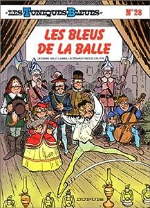 """Afficher """"Les Tuniques bleues n° 28 Les Bleus de la balle"""""""