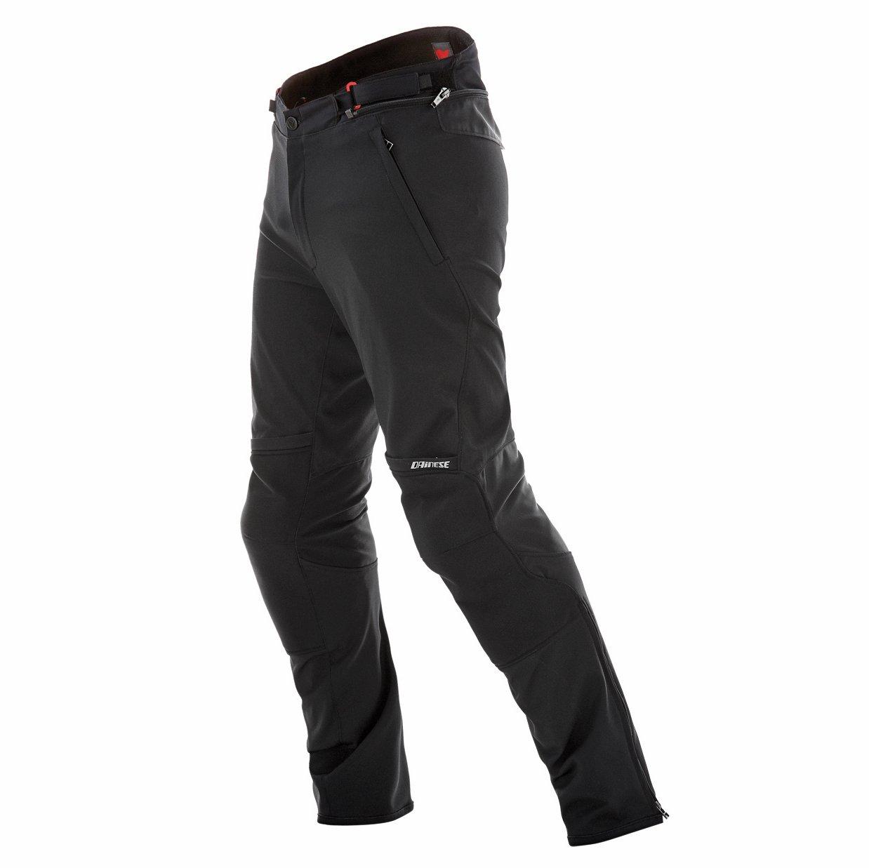 Dainese New Drake Air Tex Men's Street Motorcycle Pants - Black / 56