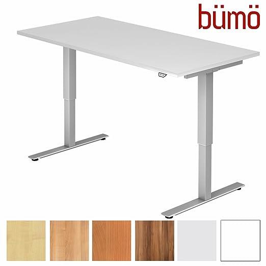 Mesa de escritorio bumo ergonómico eléctrico de altura regulable ...