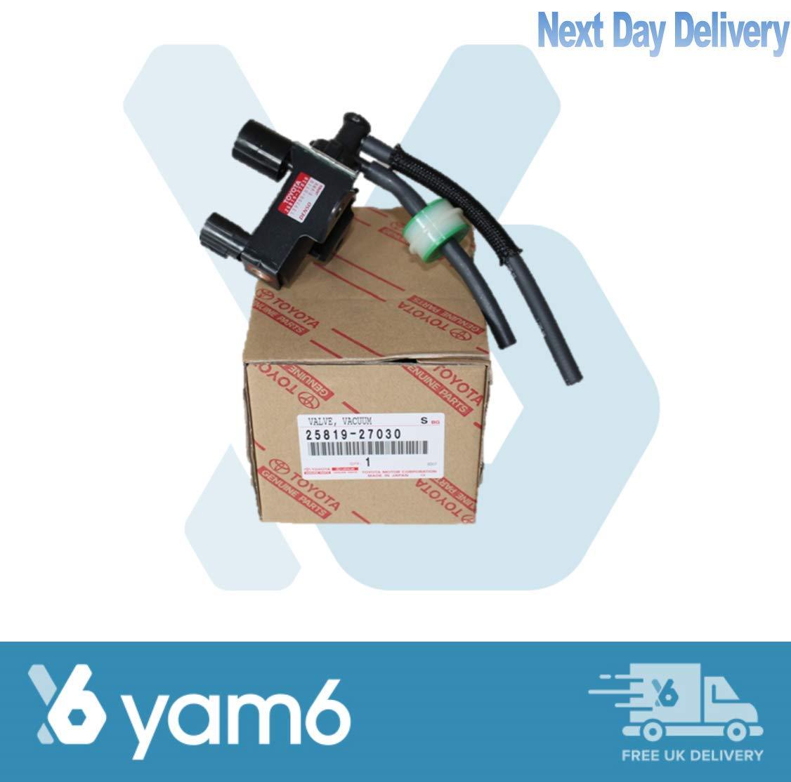 V/álvula de vac/ío original para aumentar la presi/ón Turbo 25819-27030