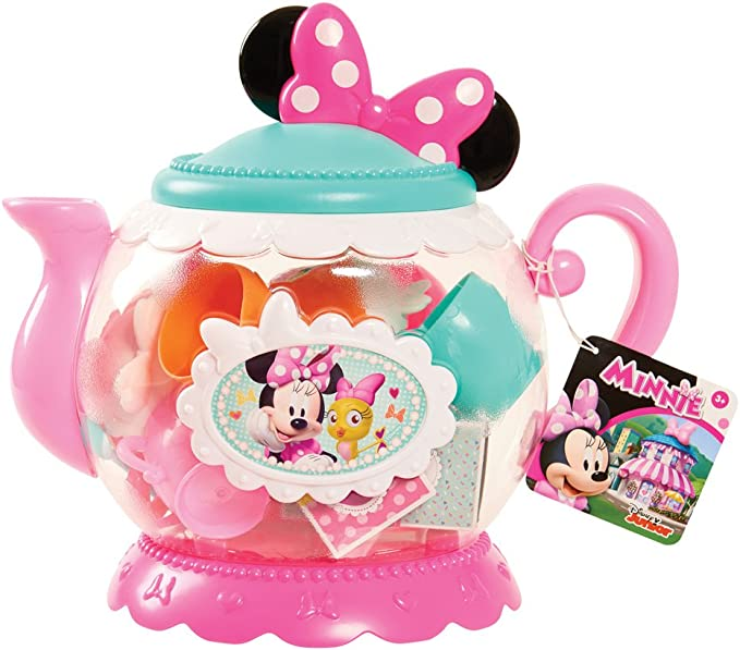 Minnie Mouse de Happy Helpers té Olla contenedor: Amazon.es ...