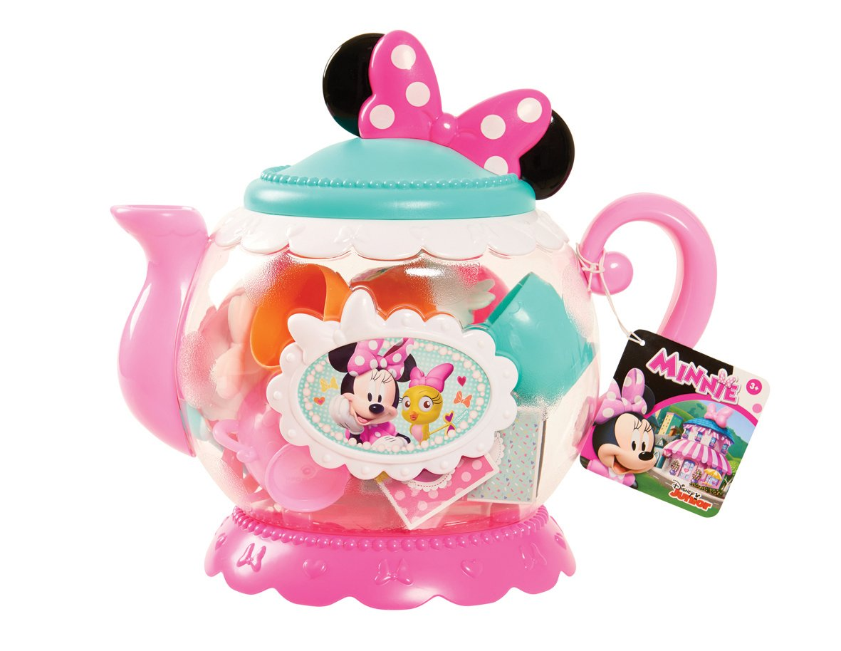 Just Play Minnie Bow Tique Teapot by Minnie Mouse