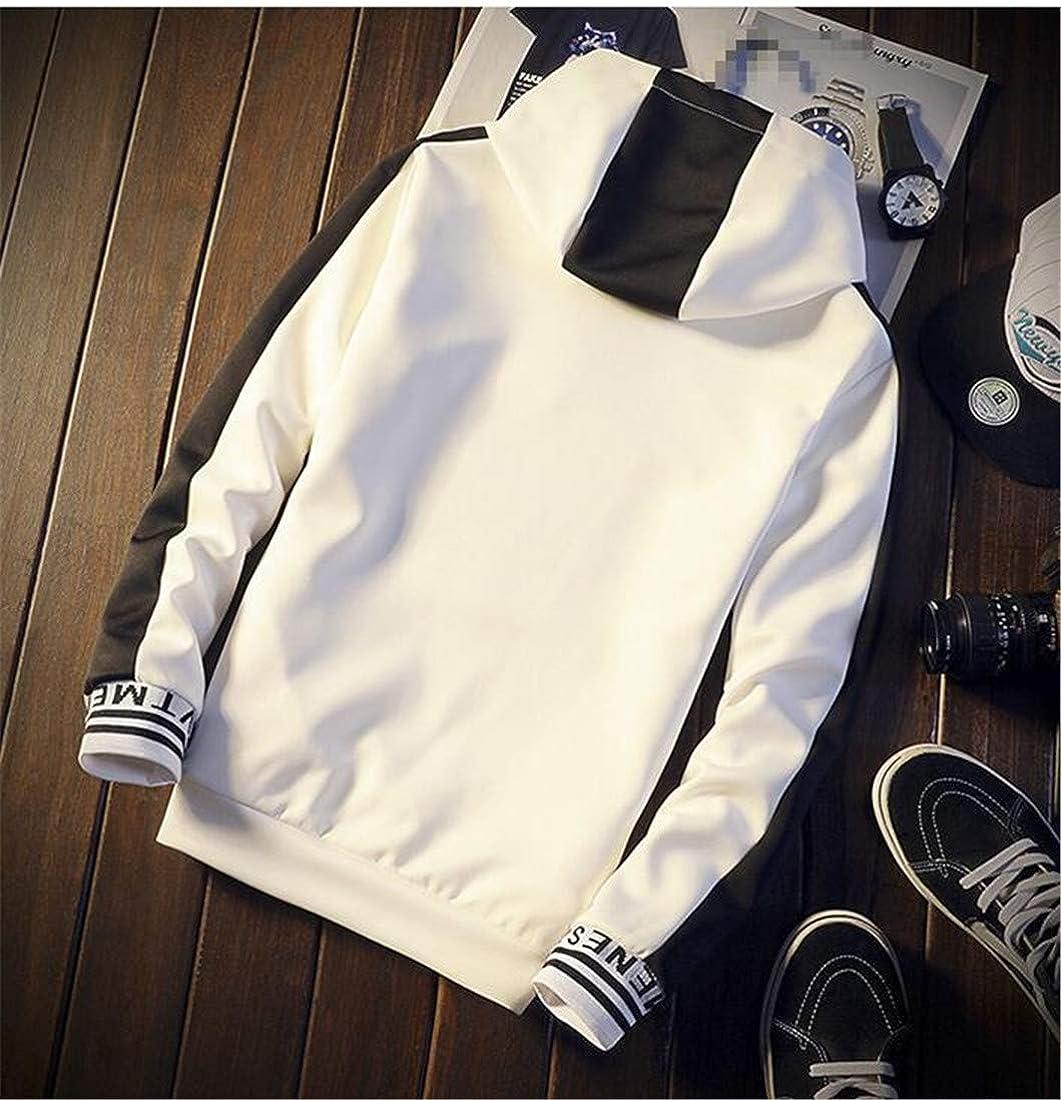 XTX Men Sports Slim Sweatshirt 2PCS Trousers Hoodie Tracksuit Set