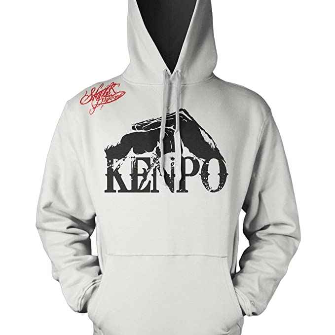 126a1df0edad8 Kenpo Hands Signature Adult MMA Hoodie Tapout UFC Style Karate at Amazon  Men s Clothing store