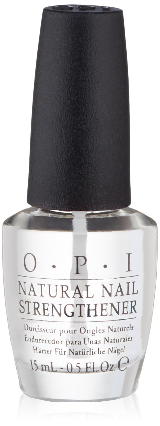 OPI Natural Nail Strengthener Treatment, 0.5-Fluid Ounce: Amazon.ca ...