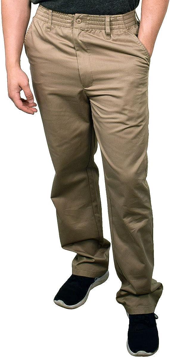 30 Length 541030 LD Sport Full Elastic Casual Pants