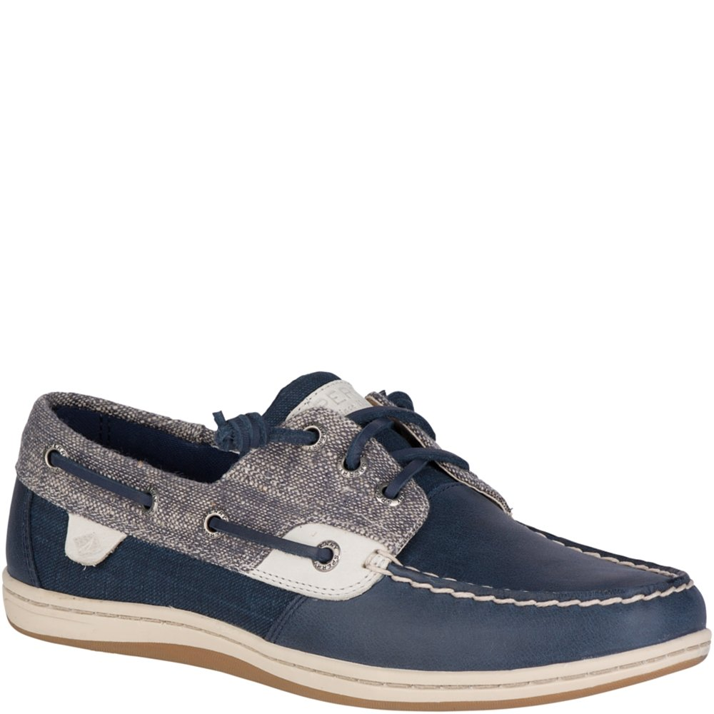 Sperry Top-Sider Songfish Heavy Linen Boat Shoe