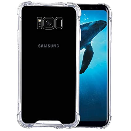 on feet images of great deals aliexpress Plus Protective Soft Transparent Shockproof Hybrid Protection Back Case  Cover Packaging Kit for Samsung Galaxy S8 Plus
