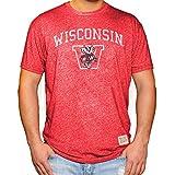 Elite Fan Shop NCAA Mens Retro T Shirt Soft