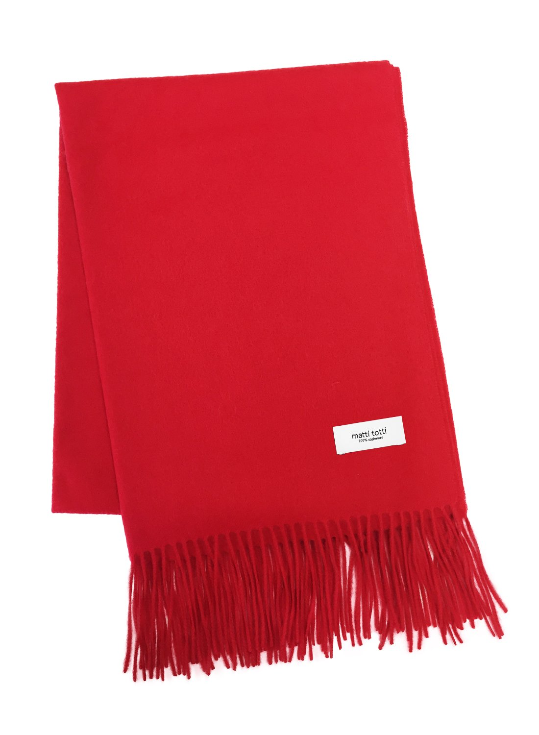 Red 100% Cashmere Shawl Stole Women Gift Scarves Wrap Blanket A1014B1-10