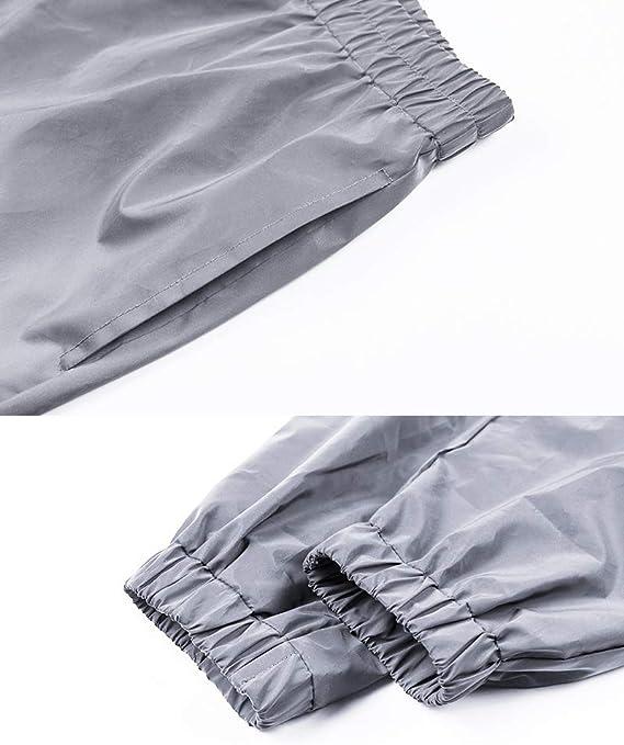 NewL Pantalones Reflectantes para Hombre Gris: Amazon.es: Ropa y accesorios