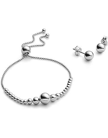Pandora B801036 1 Womenu0027s Jewellery Set 925 Sterling Silver