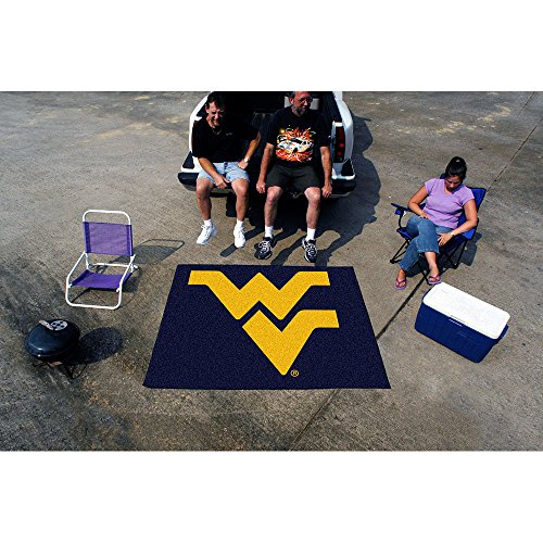 West Virginia Mountaineers Tailgater Mat - 7
