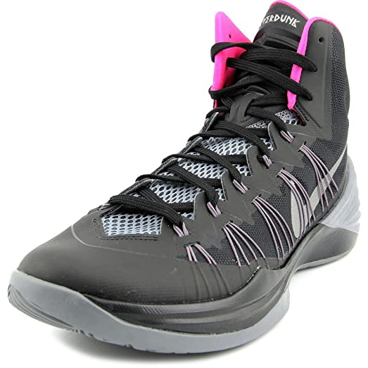 Nike Hyperdunk 2013 Men's Basketball Shoes, Black/Metallic ...
