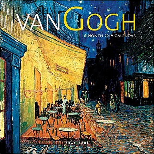 Descargar It Elitetorrent Van Gogh 2019 Calendar Epub O Mobi