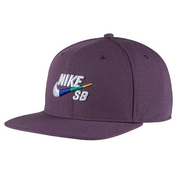 Nike GORRA SB CAP PRO Hombre Morado Talla unica  Amazon.es  Ropa y  accesorios 6eb9374a6e1
