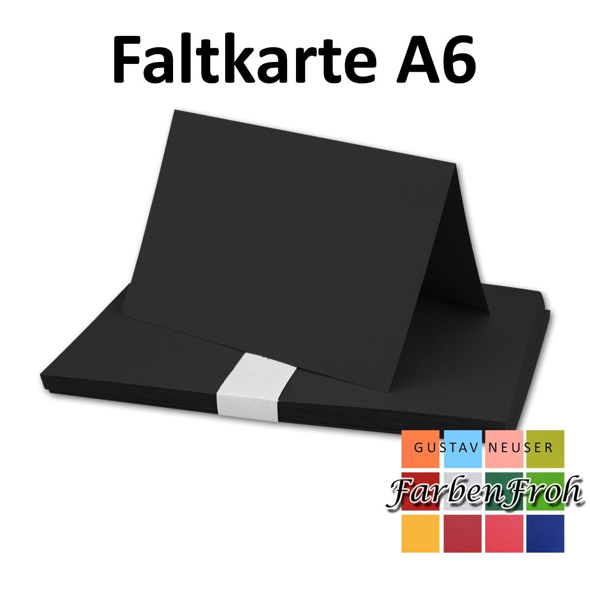 250x Falt-Karten Falt-Karten Falt-Karten DIN A6 Blanko Doppel-Karten in Hochweiß Kristallweiß -10,5 x 14,8 cm   Premium Qualität   FarbenFroh® B077H13H5C | Guter Markt  3749a8